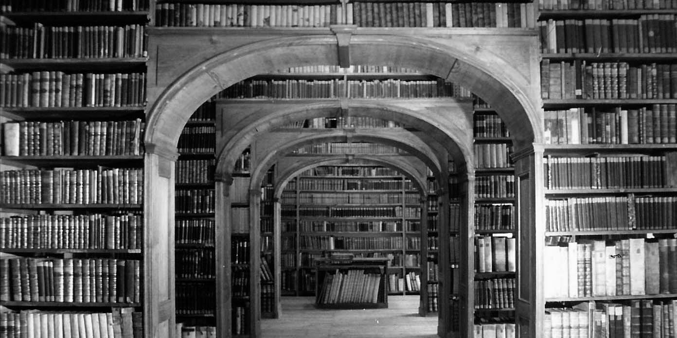 Image of old book archives